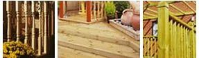 decking products