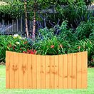 Bow Concave Featheredge Panel