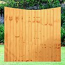 Bow Concave Featheredge Panels
