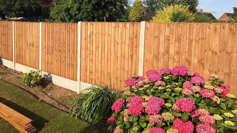 portway fencing timber fence